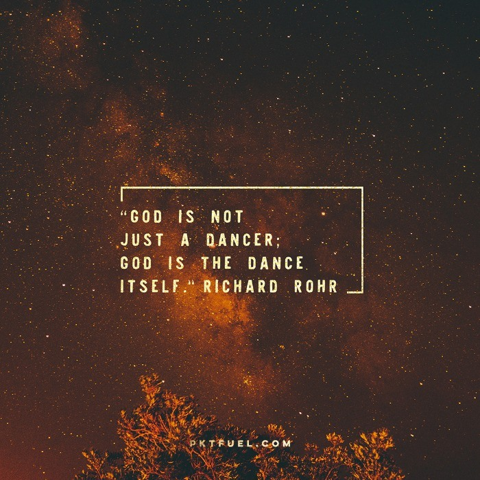 God is the Dance – Live In the Movement Series – Part 2