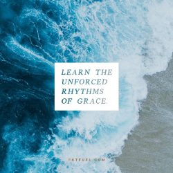 Learn the Unforced Rhythms of Grace –The Time Series on Matthew 11:29