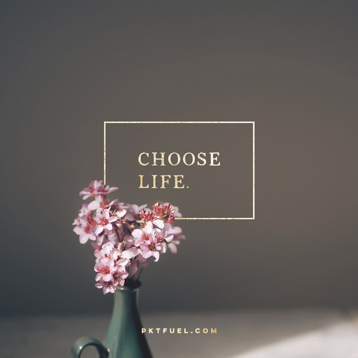 The Power To Choose –The Verses Series on Deuteronomy 30:19