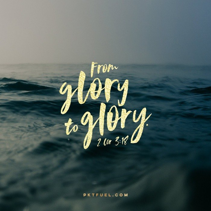 The Changes We Make Along the Way –The Edit Series on 2 Corinthians 3:18