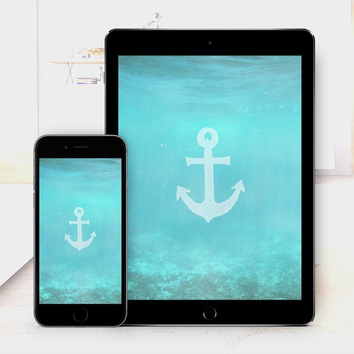 Anchored – Bible Wallpaper Download – $1